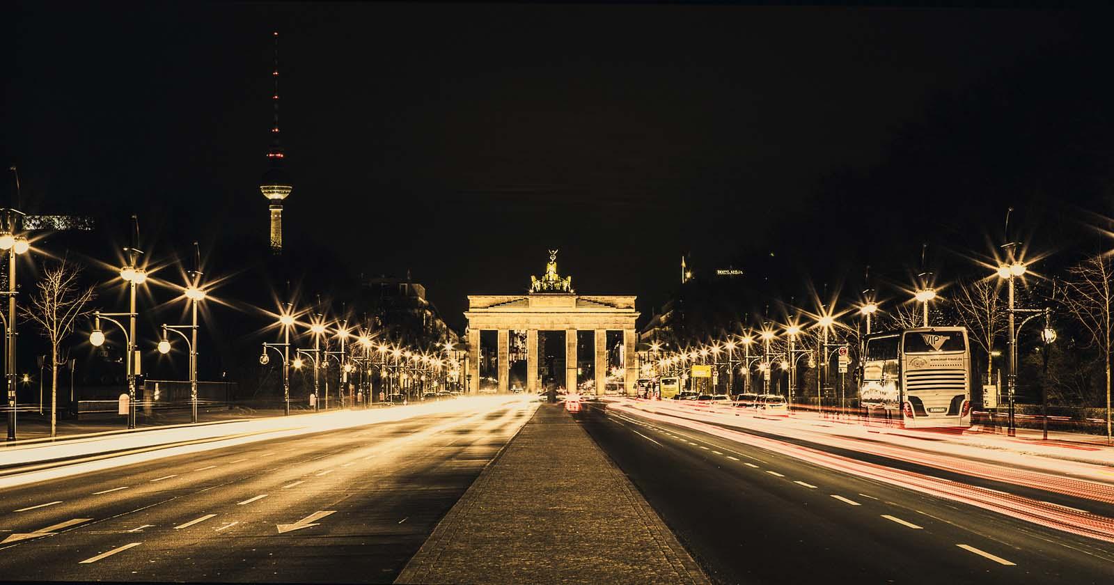chauffeur jobs berlin